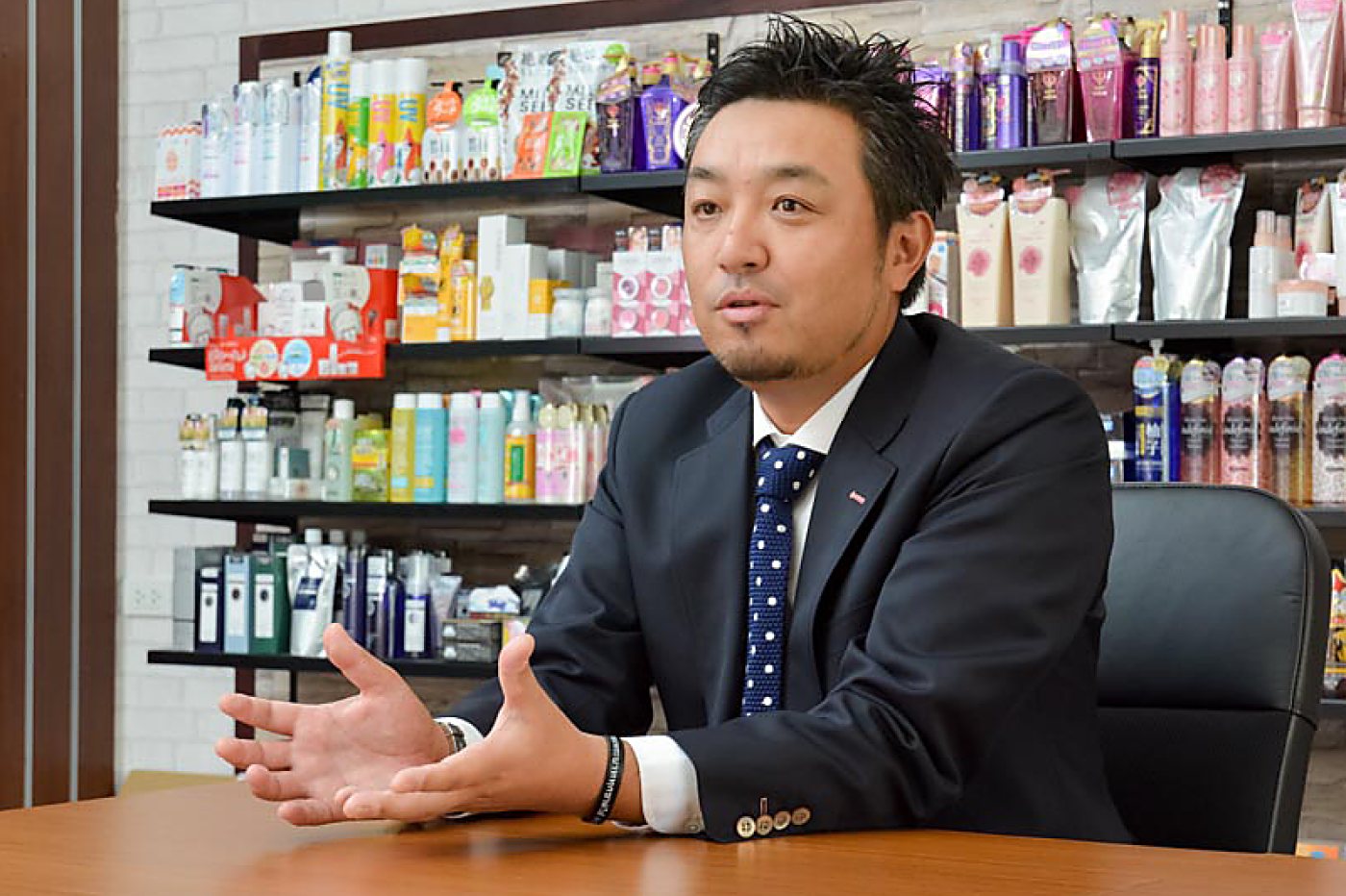 東計電算のタイ専門部隊が、日本本社に直接提案に